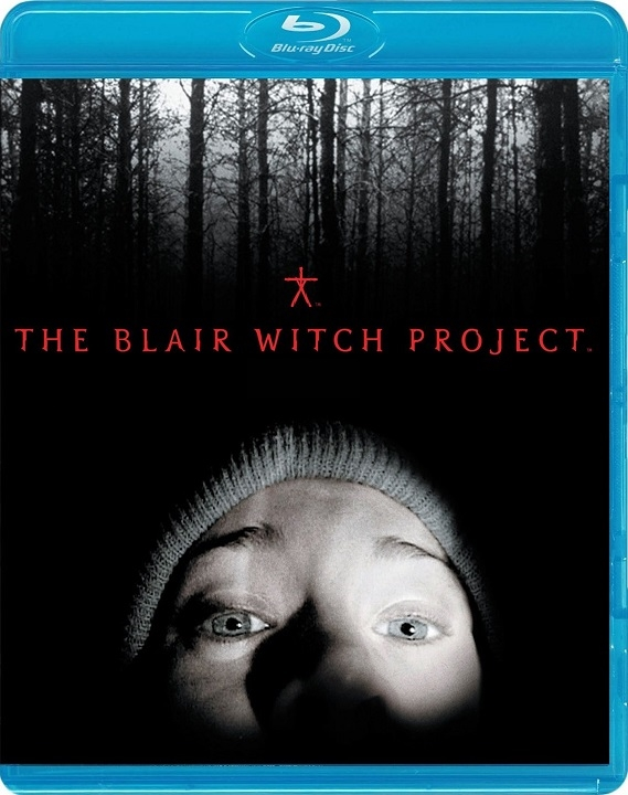 The Blair Witch Project (1999) Blu-ray Movie Heather Donahue
